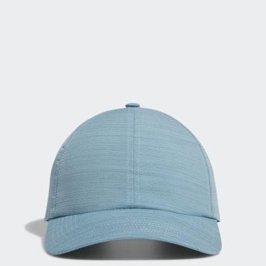 Casquette Crestable Heathered Bleu Femmes Golf