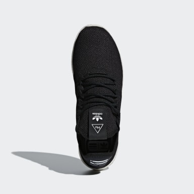Άνδρες Originals Μαύρο Pharrell Williams Tennis Hu Shoes
