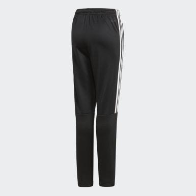 Tiro 3-Stripes Bukse Svart