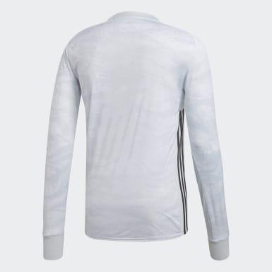 Mænd Fodbold Grå AdiPro 18 Goalkeeper trøje