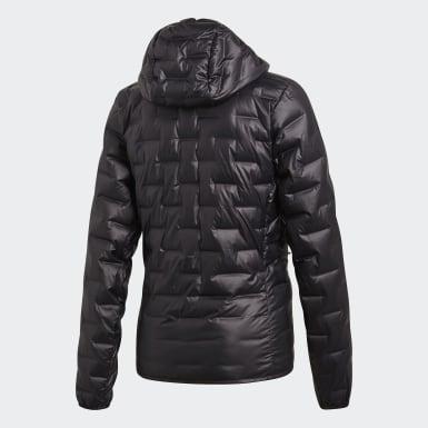 Γυναίκες TERREX Μαύρο Light Down Hooded Jacket