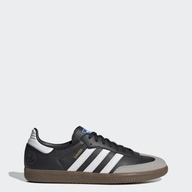 Originals Hvid Samba Vegan sko