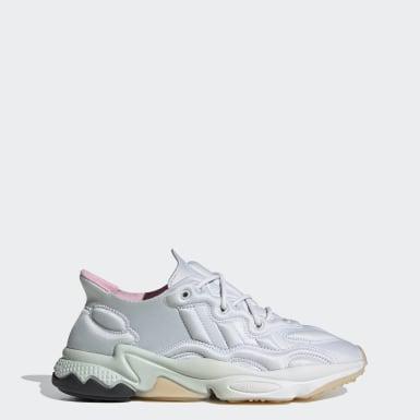 Sapatos OZWEEGO Tech Branco Mulher Originals