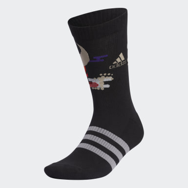 Men Training Black CNY Socks