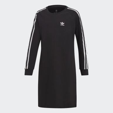 Genç Originals Black 3 Bantlı Elbise