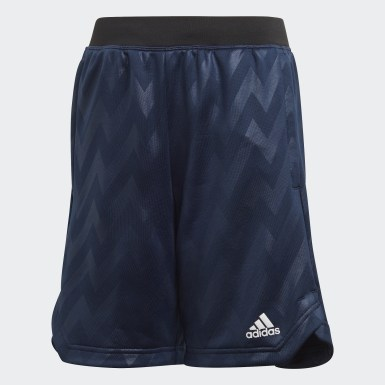 Boys Yoga Blue XFG Shorts