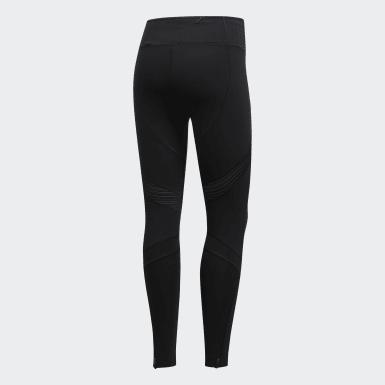 Kvinder Løb Sort How We Do Long tights