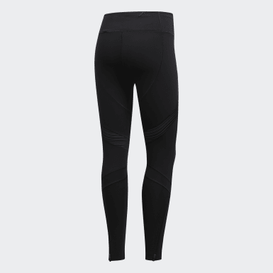 Licras Largas How We Do - Pretina Media Negro Mujer Yoga