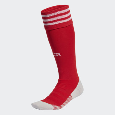 Chaussettes Domicile FC Bayern Rouge Football