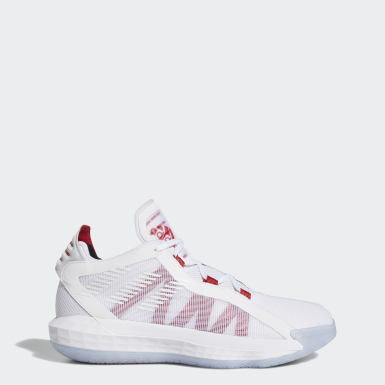 Basketball White Dame 6 Shoes