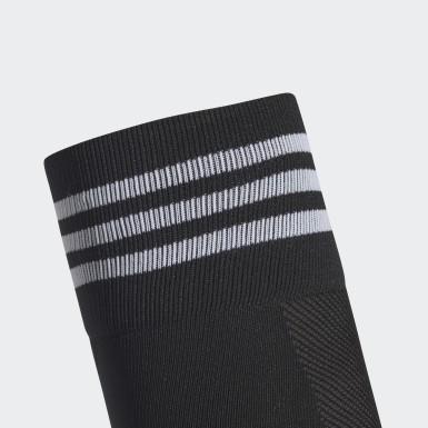 Fußball AdiSocks Kniestrümpfe Schwarz