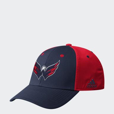 Men's Hockey Multicolor Capitals Coach Slouch Flex Hat