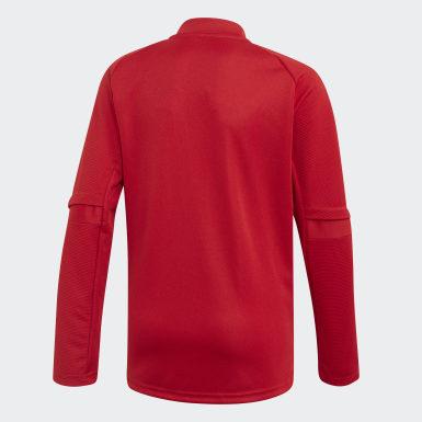 Camisola de Treino Condivo 20 Vermelho Criança Futebol