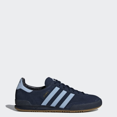 Frauen Originals Jeans Schuh Blau