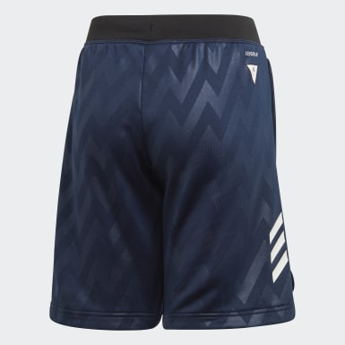 Boys Yoga Blue XFG Shorts