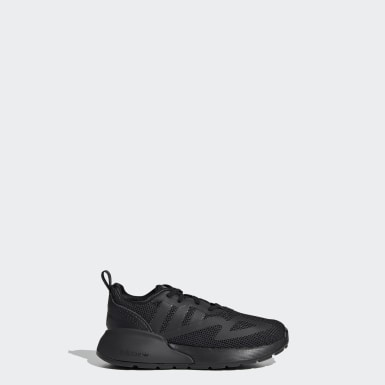 Kids Originals Black ZX 2K Shoes