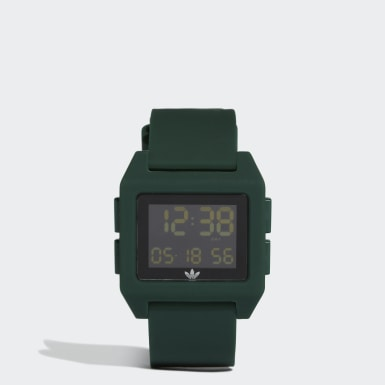 Originals Groen Archive_SP1 Horloge