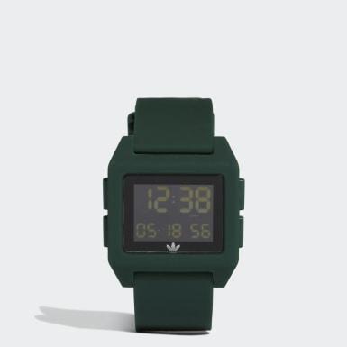 Archive_SP1 Klokke Grønn
