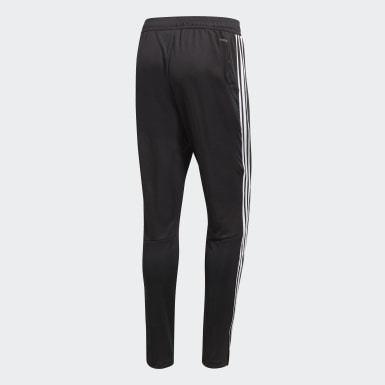 Men's Soccer Black Tiro 19 Training Pants