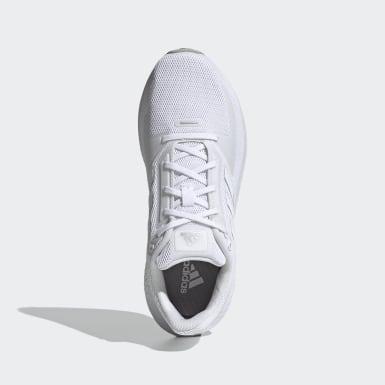 Tenis Run Falcon 2.0 Blanco Mujer Running