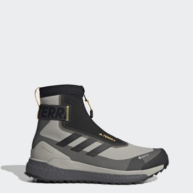 Chaussure de randonnée Terrex Free Hiker COLD.RDY Gris TERREX