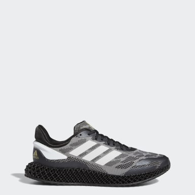 Běh černá Obuv adidas 4D Run 1.0
