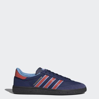 Originals Blauw Manchester 89 SPZL Schoenen