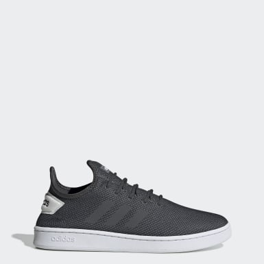 Men Sport Inspired Grey Court Adapt Shoes