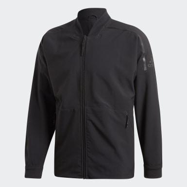 Mænd Athletics Grå adidas Z.N.E. Vendbar jakke