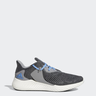 Tenis Alphabounce RC Gris Hombre Running
