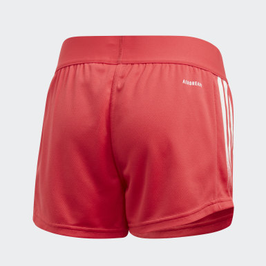 Kids Yoga Pink AEROREADY Shorts