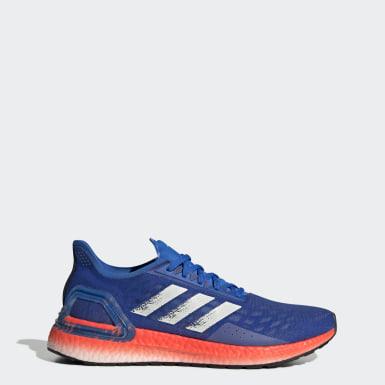 Chaussure Ultraboost PB Bleu Hommes Running