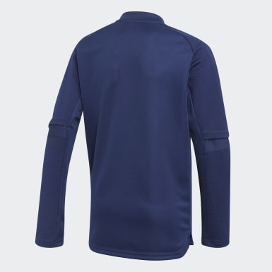 Training Top Condivo 20 Bleu Enfants Football