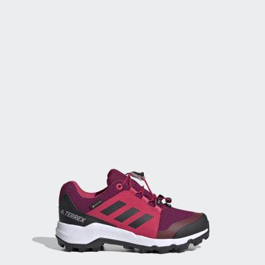 Sapatos de Caminhada GORE-TEX TERREX Bordô Criança TERREX