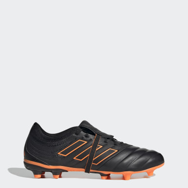 Men Football Black Copa Gloro 20.2 Firm Ground Boots