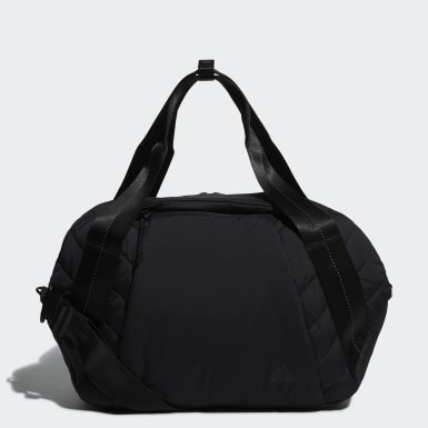 Women Yoga Black Favorites Duffel Bag Small