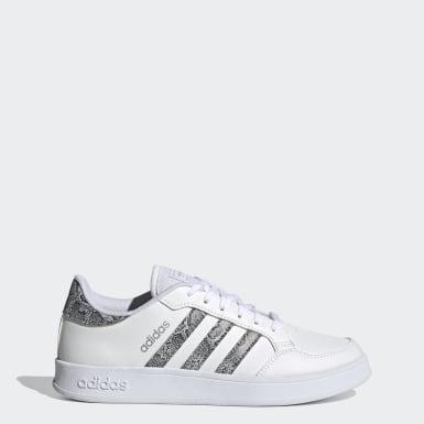 Kadın Sport Inspired Beyaz Breaknet Ayakkabı