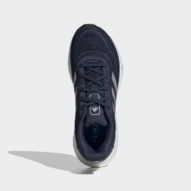 Sapatos de Running Supernova Azul Criança Running