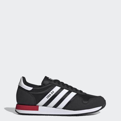 Sapatos USA 84 Preto Originals