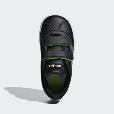 Bebek Sport Inspired Black VL Court 2.0 Ayakkabı