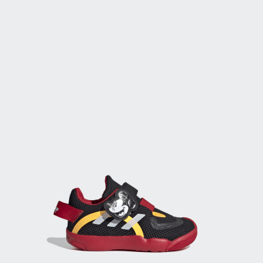 Infants เทรนนิง สีดำ รองเท้า ActivePlay Mickey
