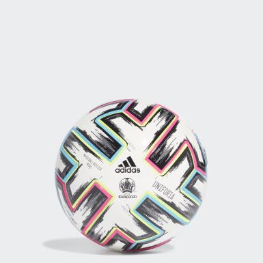 белый Футбольный мяч Uniforia Mini