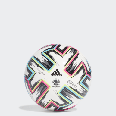 Mini Balón Uniforia (UNISEX) Blanco Fútbol