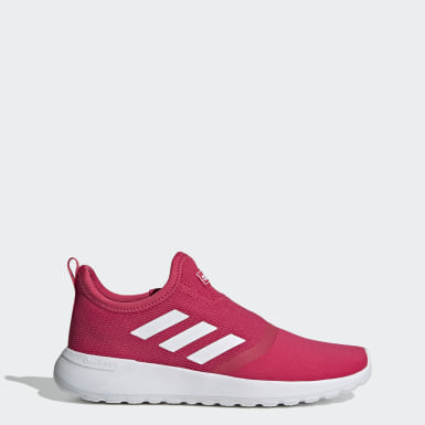 Women Sport Inspired Pink Lite Racer Slip-On Shoes