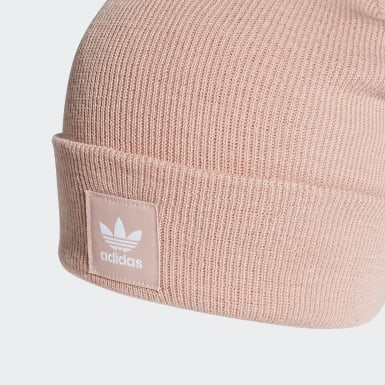 Originals Adicolor Cuff Mütze Rosa
