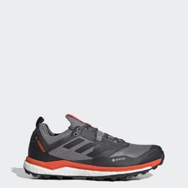 Chaussure Terrex Agravic XT GORE-TEX Trail Running Gris Hommes TERREX