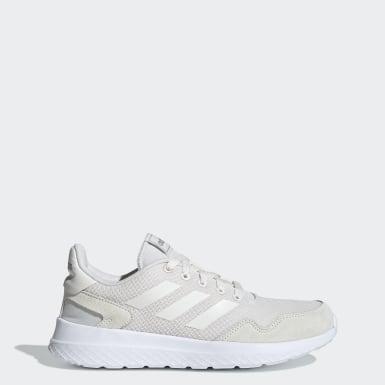 Zapatillas Archivo Blanco Mujer Running