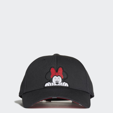 Casquette Minnie Baseball noir Enfants Originals