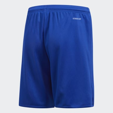 Boys Football Blue Parma 16 Shorts
