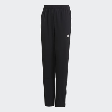 Boys Yoga Black Equipment Pants